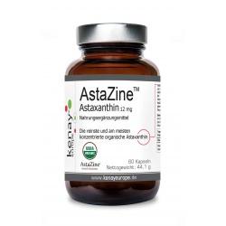 AstaZine™ Astaxanthin 12 mg ( 60 Kapseln ) - Nahrungsergänzungsmittel