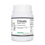 Chlorella Yaeyama (360 Tabletten) – 500 mg - Nahrungsergänzungsmittel