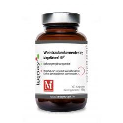 Weintraubenkernextrakt MegaNatural®-BPTM (60 Kapseln) - Nahrungsergänzungsmittel