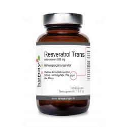 Resveratrol mikronisiert 100 mg (60 Kapseln) - Nahrungsergänzungsmittel
