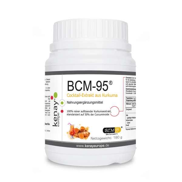 BCM-95® Cocktail-Extrakt aus Kurkuma (180g)-Nahrungsergänzungsmittel
