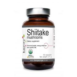 Shitake ( 60 Kapseln) - Nahrungsergänzungsmittel.