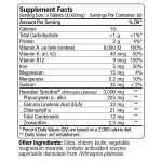 Spirulina Pacifica (180 Tabletten)