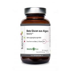 Beta Glucan aus Algen BetaVia™ (60 Kapseln) - Nahrungsergänzungsmittel