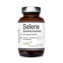 Sellerie 3nB Samenkornextrakt (60 Kapseln) - Nahrungsergänzungsmittel
