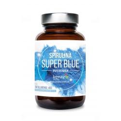 Spirulina Super Blue Pulver (40 g) - Nahrungsergänzungsmittel