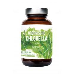 Organische Chlorella Pulver 40g - Nahrungsergänzungsmittel