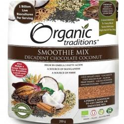 SMOOTHIE MIX - Probiotika, Kakao, Kokosnuss (200 g)