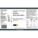 Fermentierter Kurkumaetrakt BCM-95® (BIOCURCUMIN ®) mit Stevia 50 ml