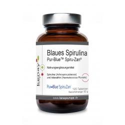 Blaues Spirulina Pur-Blue™ Spiru-Zan® 120 Tabletten - Nahrungsergänzungsmittel