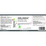 AMLAMAX® Emblica officinalis -Extrakt 60 Kapseln - Nahrungsergänzungsmittel