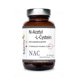 NAC N-Acetyl-L-Cystein (30 Kapseln)-Nahrungsergänzungsmittel