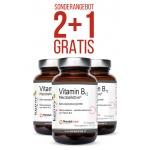 Vitamin B12 MecobalActive® 30 Kapseln 2+1 GRATIS - Nahrungsergänzungsmittel