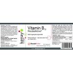 Vitamin B12 MecobalActive® 60 Kapseln 2+1 GRATIS - Nahrungsergänzungsmittel