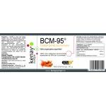 BCM-95® Cocktail-Extrakt aus Kurkuma (60g) - Nahrungsergänzungsmittel