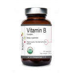 Vitamin B Komplex ORGEN B's® (60 Kapseln) - Nahrungsergänzungsmittel