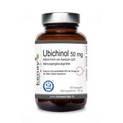 Ubichinol (Aktive Form von Koenzym Q10) 60 Kapseln - Nahrungsergänzungsmittel