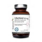 Ubichinol 50mg Aktive Form von Koenzym Q10 (60 Kapseln) - Nahrungsergänzungsmittel