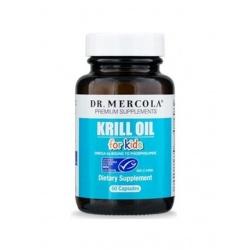 KRILLÖL FÜR KINDER (Dr. Mercola) (60 Kapseln Licaps®) – NAHRUNGSERGÄNZUNGSMITTEL