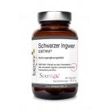 Schwarzer Ingwer SIRTMAX® (60 Kapseln) - Nahrungsergänzungsmittel
