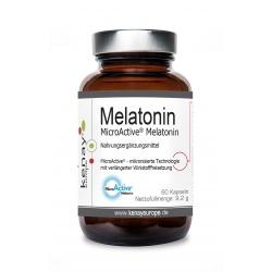 Melatonin MicroActive® (60 Kapseln) – Nahrungsergänzungsmittel