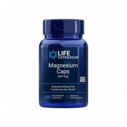 Magnesium 500mg LifeExtension (100 Kapseln)