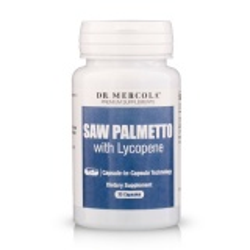 SAW PALMETTO mit Lycopen (30 Kapseln) – Nahrungsergänzungsmittel