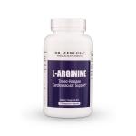 L-Arginine Dr. Mercola (120 Kapseln) – Nahrungsergänzungsmittel