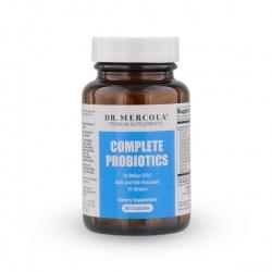 Präbiotika – Complete Probiotics (60 Kapseln) – Nahrungsergänzungsmittel