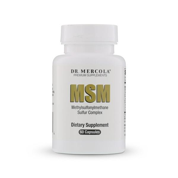 Schwefel – MSM Sulfur Komplex (60 Kapseln) – Nahrungsergänzungsmittel