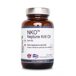 NKO™ Neptune Krill Oil (Krill-Öl) (60 Kapseln) - Nahrungsergänzungsmittel