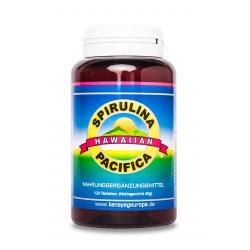 Spirulina Pacifica 500mg (120 Tabletten) - Nahrungsergänzungsmittel