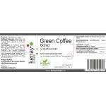 Green Coffee Extract Grünkaffeeextrakt ( 60 Kapseln) - Nahrungsergänzungsmittel