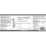 Vitamin E Komplex von Tocotrienolen EVNOL SUPRABIO TM (60 Kapseln) - Nahrungsergänzungsmittel
