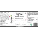 Orgen-C™ Natürliches Vitamin C (240 Kapseln) - Nahrungsergänzungsmittel