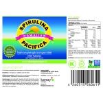 Spirulina Pacifica (2400 Tabletten)- Nahrungsergänzungsmittel