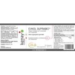 Vitamin E Komplex von Tocotrienolen EVNOL SUPRABIO TM (30 Kapseln) - Nahrungsergänzungsmittel