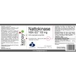 Nattokinase 100 mg NSK-SD™ (30 Kapseln)
