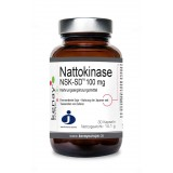 Nattokinase 100 mg NSK-SD™ (30 Kapseln) - Nahrungsergänzungsmittel