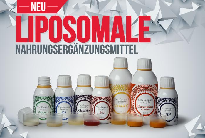 Liposomale Nahrungsergänzungsmittel von Kenay Europe