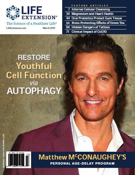 LE Magazine March 2021